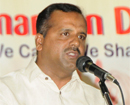 Bangalore: U.T Khader assured all the possible help for the disabled on