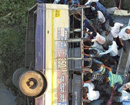 At least 37 dead as bus plunges into river in Gujarat