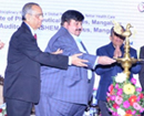 Mangaluru: Int'l Conference on Advances in Pharma & Health Science underway at Nitte