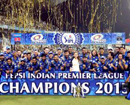 Mumbai Indians tame Chennai Super Kings by 41 runs to win second IPL title