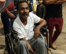 Riyadh: Indian Social Forum helps paralyzed expat from Mallur to rejoin his family