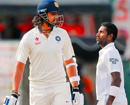 Animated Ishant Sharma gets into argument with Sri Lankan players