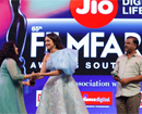 Hyderabad: Cinematic Excellence reigned supreme at 65th Jio Filmfare Awards South 2018