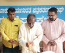 Udupi: Kaup journos celebrate Deepavali among different community