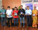 M'luru: Kevin's 5th Konkani Album 'Ek Geeth' & Melvyn's 5th Poetry Col