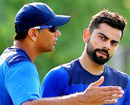 With Rahul Dravid in tow, Virat Kohli back in business