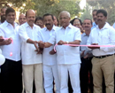 Mangaluru: MLA Lobo inaugurates newly-laid concrete road from Kottar Cross - Daddalkad