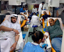 Dubai: 60 volunteers contribute blood during camp organized by KSCC