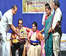 Udupi: National Awardee teacher Kudi Vasant Shetty felicitated