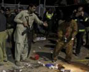 Pakistanis hunt for militants behind blast that killed at least 72