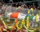 Kalam's last journey, nation bids a teary adieu
