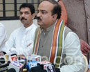 Mangaluru: UPA Govt solely responsible for present condition of MCF; Ananth