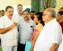 Bantwal: Minister Ramanath Rai updates on mega drinking water project ready shortly