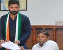 Mangaluru: Mithun Rai to contest as Congress candidate in DK Lok Sabha polls