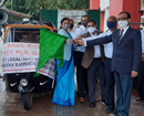 M'luru: Minister Rai flags-off mobile campaign to restore confidence of farmers in curbing sui