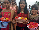 Udupi/M'Belle: Feast of Nativity of Mother Mary (Monthi Festh) Celebrated with Devotion and Joy