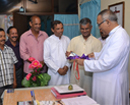 Mangalore: MP Nalin K Kateel visits Blessed Joseph Vaz Shrine, Mudipu ahead of Beatification