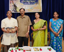 Udupi: Na Radheyalla, Kannada poetry book by Chandrika Nagaraj released