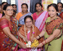 Udupi: Anganawady National Awardee Assistant Baby f'ted