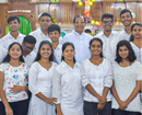 Mangaluru: Cascia parish youths observe National Youth Day by Thanksgiving Mass