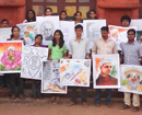 Mangaluru: Painting competition to mark 125th birth anniversary of Pundit Nehru
