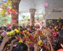 Udupi: Novena in preparation for Monthi Festh begins with floral offerings by children