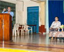 Udupi: NSS & Personality Devt  lecture at Moodubelle PU College