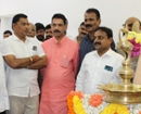 Mangaluru: Refurbished office of MP Nalin Kumar Kateel inaugurated in city