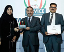 Dubai: UAE Exchange Bags Service Olympian Award for Best Customer Experience Measurement