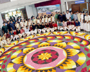 Mangaluru: Onam Celebrated at St Joseph Engineering College - Vamanjoor