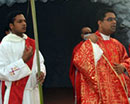 Udupi: Palm Sunday Marking the Beginning of Holy Week Observed With Devotion