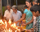 Udupi/Katapadi: Vespers mark the eve of the Annual Parish Feast at St. Vincent De Paul Church
