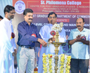 Puttur: St Philomena College to organize Philo Ventura � 2015, Mgmt Fest on Oct 9