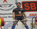 Pradeep Acharya wins gold medal in Commonwealth Bench Press Championship