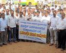 Bantwal: Social Justice Committee protests over mobile towers in vicinity of schools/houses