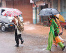 Prayers for rain answered; City final receives pre-monsoon showers