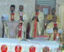 Mangaluru: Eucharistic Procession held at Ranipura Church ahead of Annual Feast