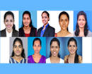 Puttur St Philomena College bags nine ranks in Mangalore University exams