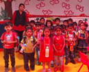 Sprouts Aakriti Pre-School celebrates Red Day
