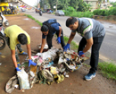 Mangaluru: Ramakrishna Mission carries out 37th voluntary cleaning in Old Port locality