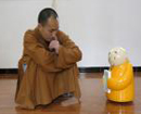 Robot monk blends science and Buddhism at Chinese temple