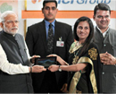 Modi asks corporates to tap rural opportunity