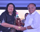 Mumbai: Best Educationist Award conferred on Ryan Int'l Edu Group MD Grace Pinto