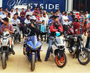 Mangaluru: Over 75 bikers commit for safe riding for charity