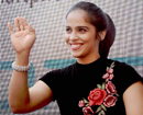 Hyderabad : Saina hoping for a good run at the Worlds