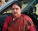Sasikala surrenders, jailed in Bengaluru