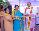 Mangaluru: Bishop Dr Peter P Saldanha blesses Seva Nilaya, old age home