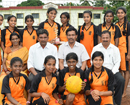 Udupi: Hindu High School, Shirva wins taluk throw ball tournament