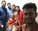Mangaluru: Diocesan ICYM celebrates I-D with Selfie with Soldier Campaign