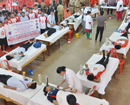 Puttur: 147 units of blood collected during voluntary camp @ St Philomena College